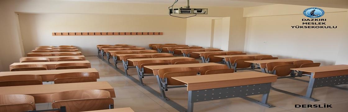 Dazkırı Meslek Yüksekokulu